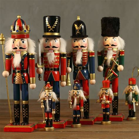 online buy wholesale wooden nutcracker figures from china