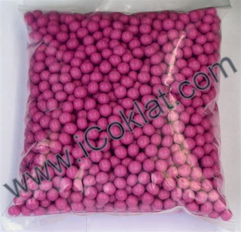 lagie mini chocoball pink