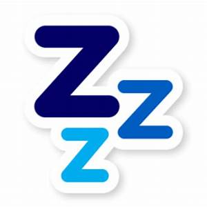 Zzz Icon   Swarm App Sticker Iconset   Sonya