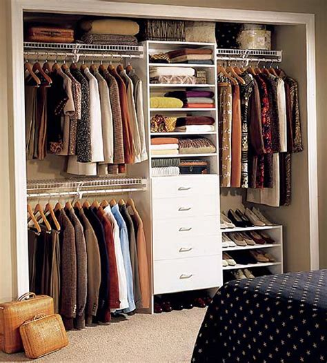 Closet Organizers Ideas Pinterest  Home Design Ideas