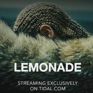 """Beyonce's """"Lemonade"""" Out on Tidal: Here Are Details About ..."""
