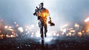 Wallpaper Battlefield 4  Soldier  4k  Games   3284