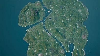 Pubg Mapa Novo Imagem 4x4
