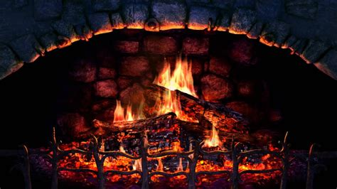 Realistic Fireplace Screensaver - fireplace 3d screensaver with serial cascompmyb
