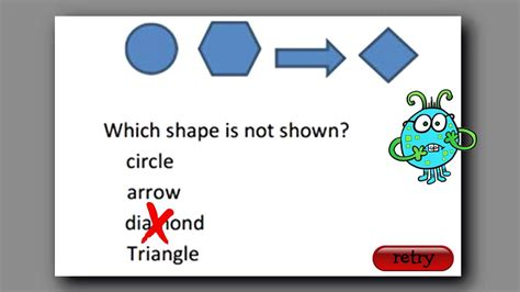 Interactive Practice Question For Itbs ® First Grade Level