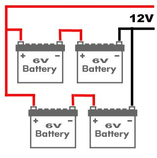 How You Connect Volt Batteries For Service