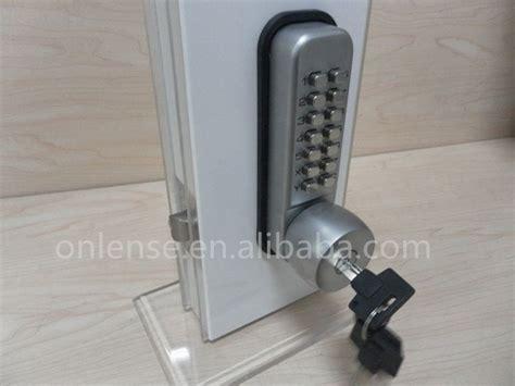 glass door lock ideas  pinterest sliding