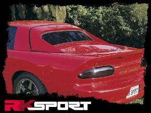 chevrolet camaro window louvers  andys auto sport