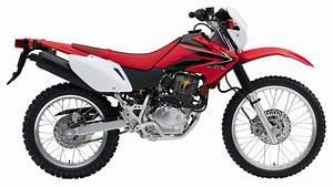 Honda Crf 230l  Datos T U00e9cnicos De La Motocicleta  Motos De