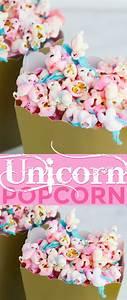 Unicorn Popcorn - Life Love Liz