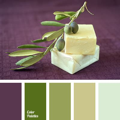 shades  olive green color palette ideas