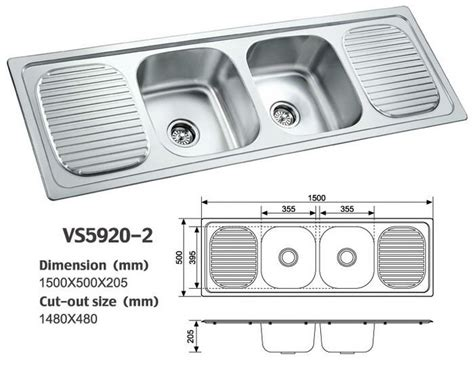kitchen sinks sizes kitchen sink with drainboard sizes wow 3053