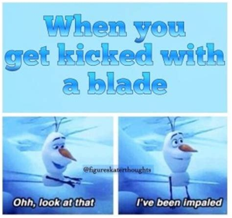 Ice Skating Memes - funny quotes about ice skating quotesgram