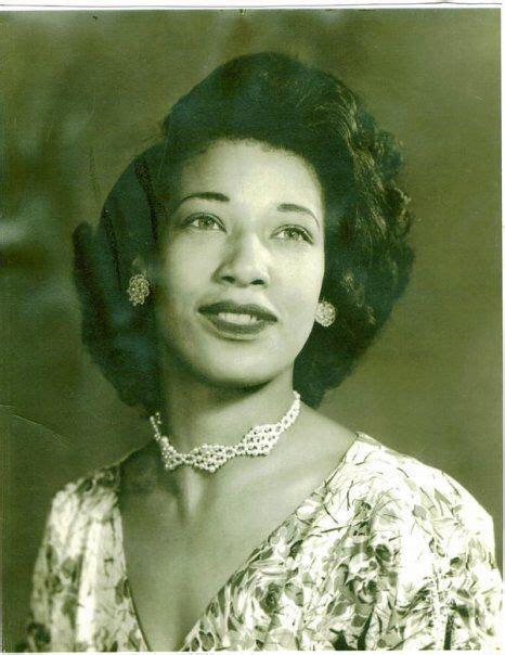 50s Black Hairstyles by 1950s Beautiful American Hair Black