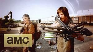 Trailer: Hunt: The Walking Dead: Season 5 Premiere - YouTube