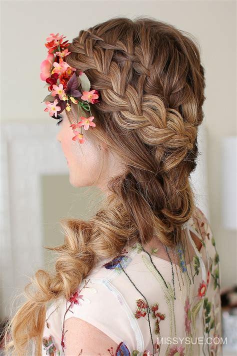 fairy halloween hairstyle missy sue
