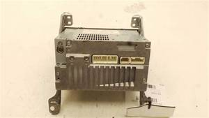 Audio Equipment Radio Display And Receiver Fits 06