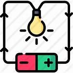 Current Icon Electric Premium Icons Svg