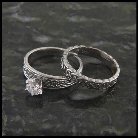 gold celtic josephine s knot wedding walker metalsmiths