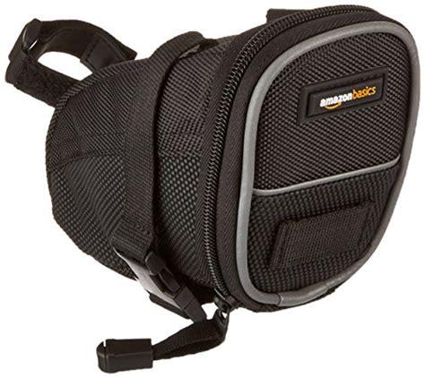 bike saddle bag road wedge bags mtb amazonbasics cycling strap