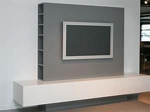 Tv Wand Modern : 17 best images about steigerhout on pinterest tvs wands ~ Michelbontemps.com Haus und Dekorationen
