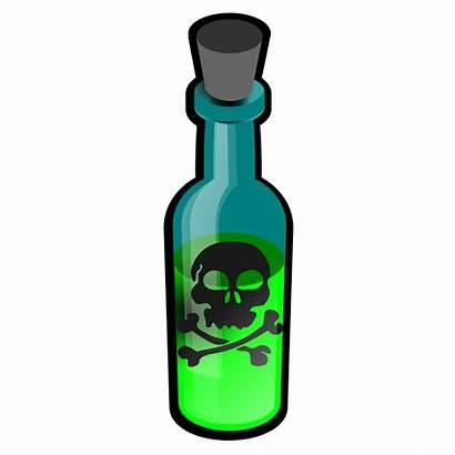 Poison Bottle Svg Clip Clipart Icon Arts