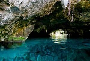 Grand Cenote in the Mayan Riviera