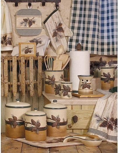 pinecone kitchen accessories 1000 ideas about lodge decor on rustic cabins 1496