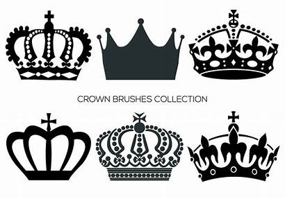 Crown Caesar Brushes Photoshop Greek Patterns Ornament