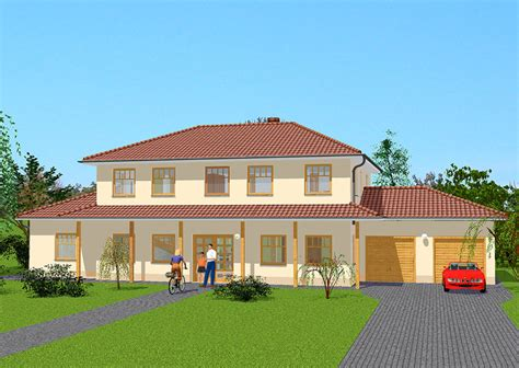 Häuser Mit Einliegerwohnung by Luxuri 246 Se Massivh 228 User Im Mediterranen Baustil Gse Haus