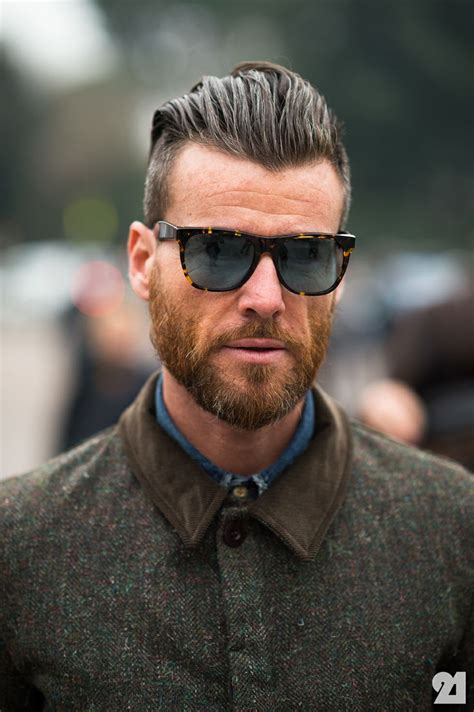 beard hairstyles  men    year feed