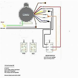 Century 5 Hp Electric Motor Wiring Diagram