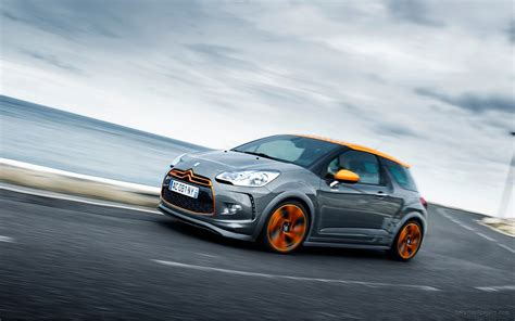 Citroen Ds3 Racing 2 Wallpaper