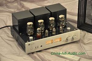 Muzishare X7 Kt88 X4 Vacuum Tube Integrated Amplifier