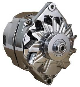 Ford Wiring 120 : chrome alternator 120 amp gm single wire ~ A.2002-acura-tl-radio.info Haus und Dekorationen