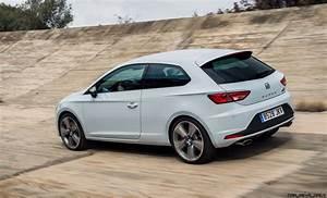 Seat Leon Cupra : 2016 seat leon cupra 290 gti beating coupe hatch and wagon gain new sport exhaust and power ~ Medecine-chirurgie-esthetiques.com Avis de Voitures