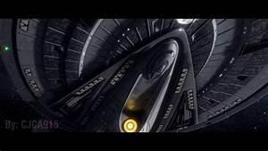 (Recreation) Star Trek: Insurrection Enterprise E Intro ...