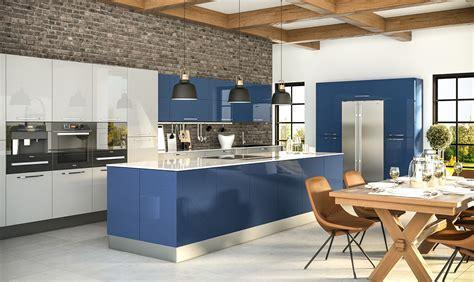 Zurfiz Supermatt Graphite Kitchen   BA Components