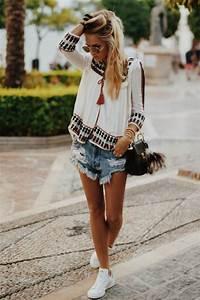 Style Bohème Chic Femme : style hippie chic profitez du printemps et de l 39 t en beaut ~ Preciouscoupons.com Idées de Décoration