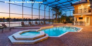 Vacation Home Rentals Near Disney World Orlando Florida