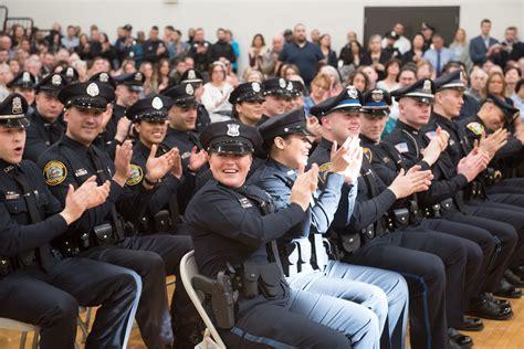 NECC/Methuen Police Academy Graduates 56 - Northern Essex
