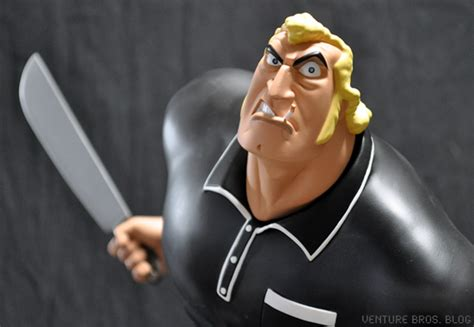 Venture Bros. Blog | Sideshow Collectibles' Brock Samson ...