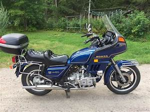 Honda Gl 1100 Goldwing 1 100 Cm U00b3 1982 - J U00e4ms U00e4
