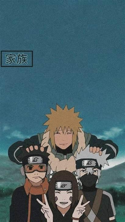 Naruto Team Anime Zedge Sasuke Wallpapers Phone