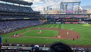 Section 222 At T Mobile Park Seattle Mariners
