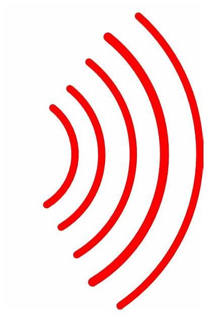 Sound Waves Clip Clipart Radio Vector Wave