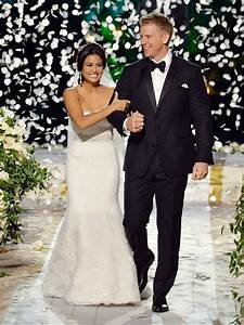 the bachelor39s sean lowe marries catherine giudici With catherine lowe wedding dress