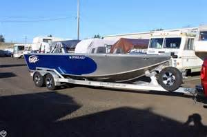 Aluminum Boats Used Oregon