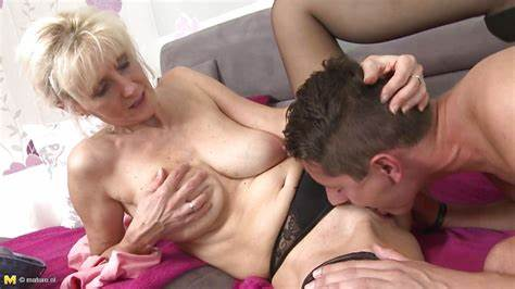 Sultry Granny Getting Old Russian Male From The Neighborhood