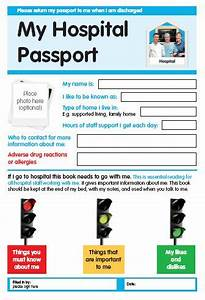 Template For Service Invoice Hospital Passport From Royal Surrey Hospital Passport